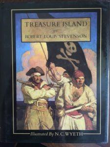 Wyeth Treasure Island