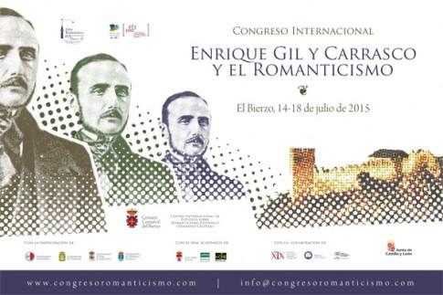Congreso Internacional Gil y Carrasco. Plumilla Berciano