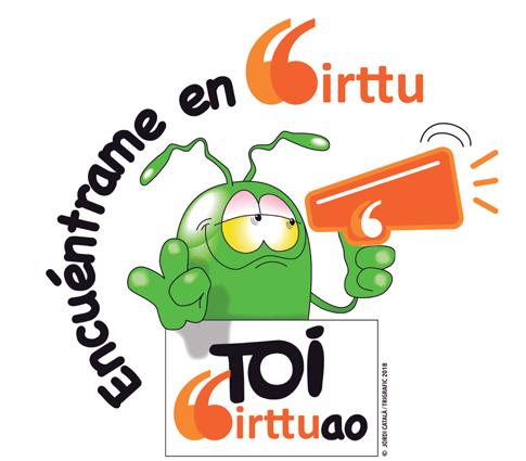 Toi Birttu - Plumilla Berciano
