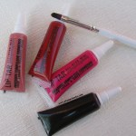 Holiday Gift Set: OCC Lip Tar All-Star Mini X 4 Set Swatches