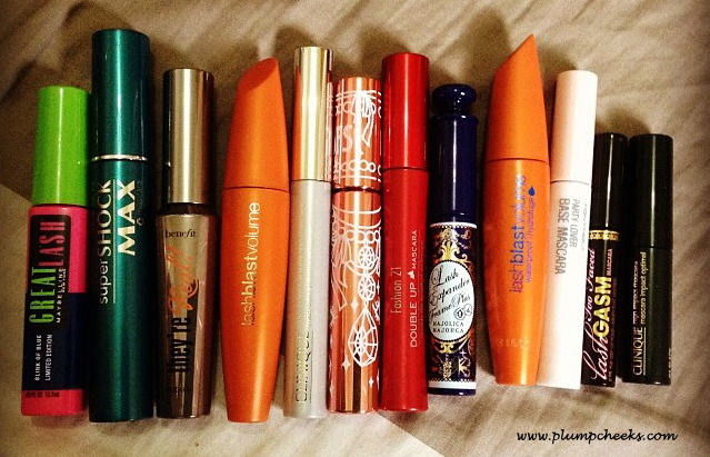 Mascara Colletion.