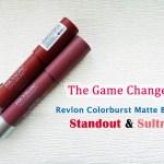 Game Changers: Revlon Colorburst Matte Balms (Part 2)