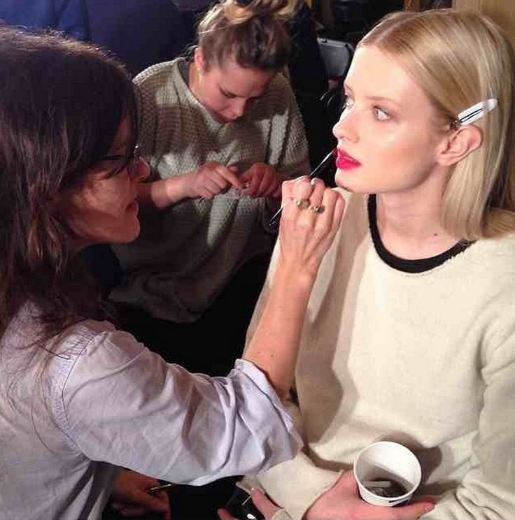 Photo from Lisa Eldridge's Pinterest