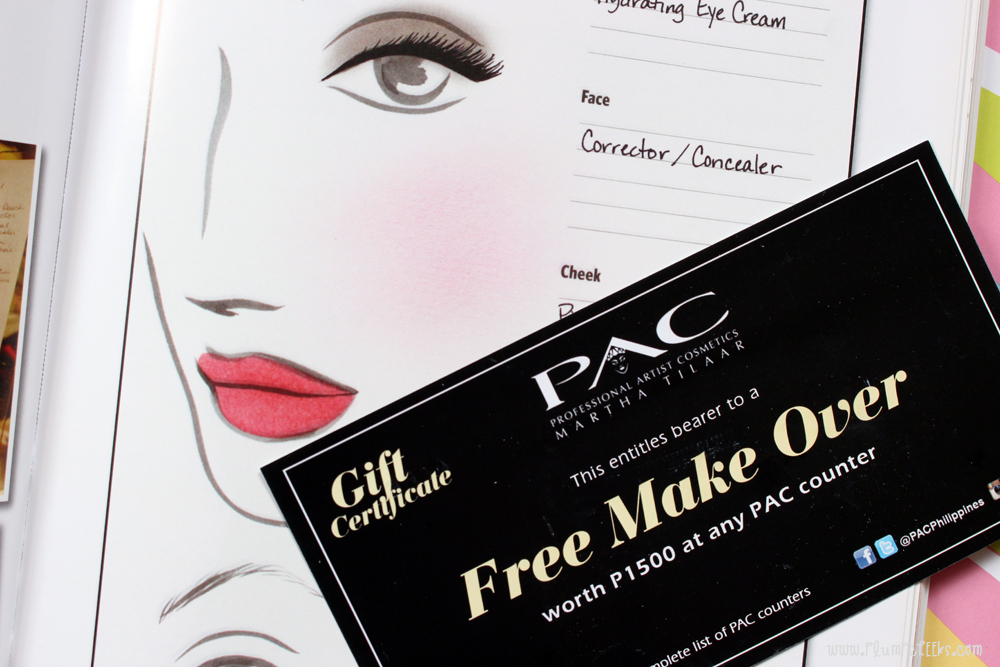 PAC Free Makeover