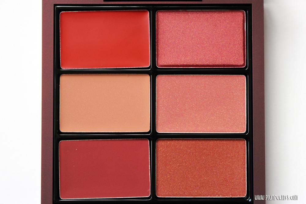 Viva Glamorous Lip Palette (5)