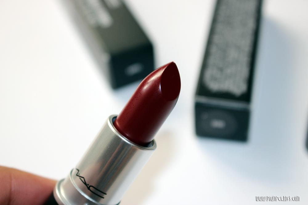 MAC Lipstick in Diva (5)
