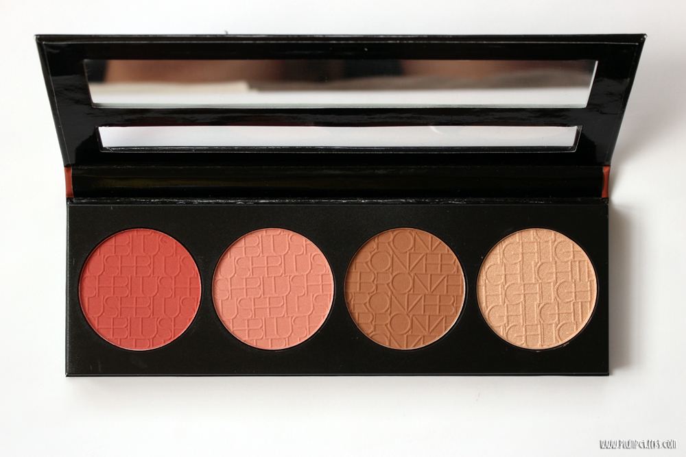 LA Girl Blush Collection in Spice (3)