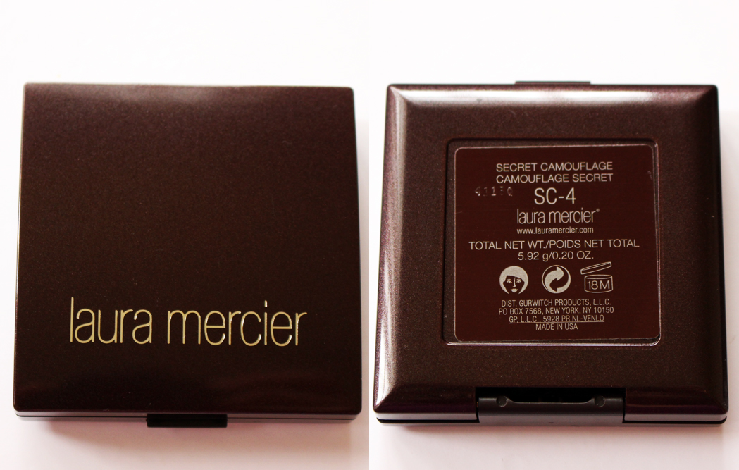 Laura Mercier Secret Camouflage 1