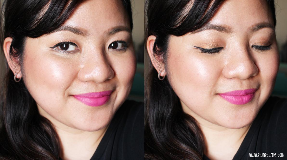 Rucy's Vanity Eyeliner Selfie