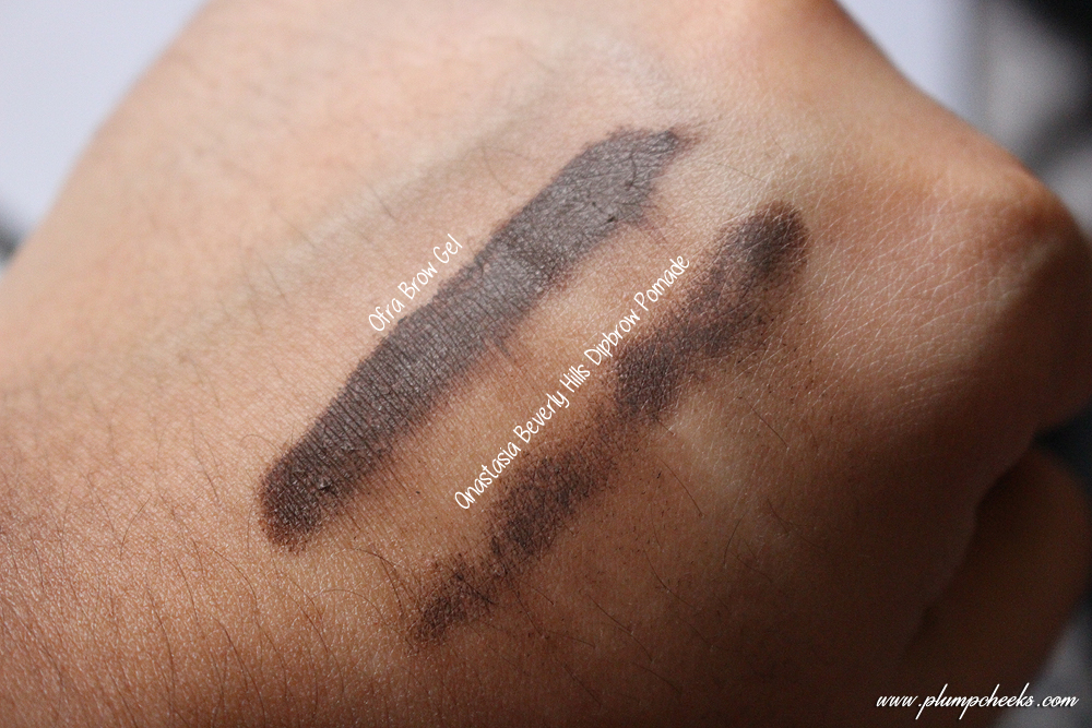 Ofra Semi Permanent Waterproof Eye Brow Gel in Light Brown