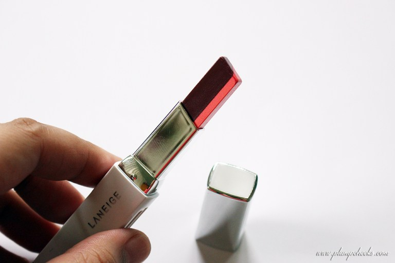 Korean Gradient Lips with Laneige Two Tone Lip Bar in