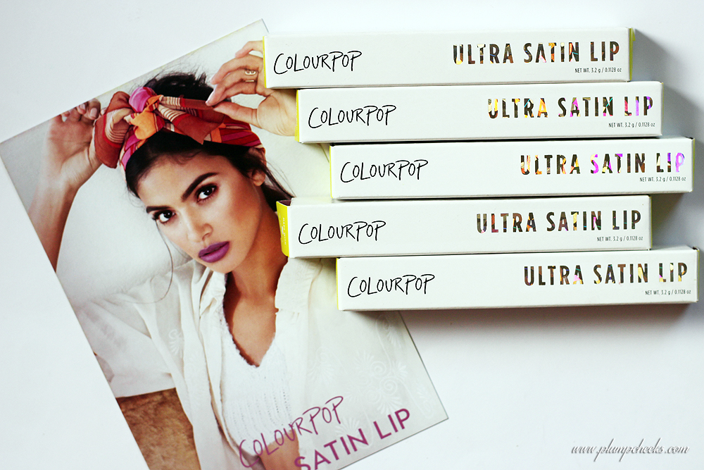 COLOURPOP ULTRA SATIP LIPS
