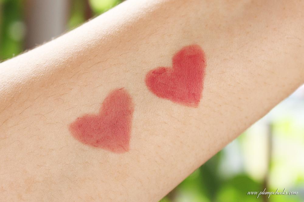 Happy Skin Matte Lippie Swatches (2)