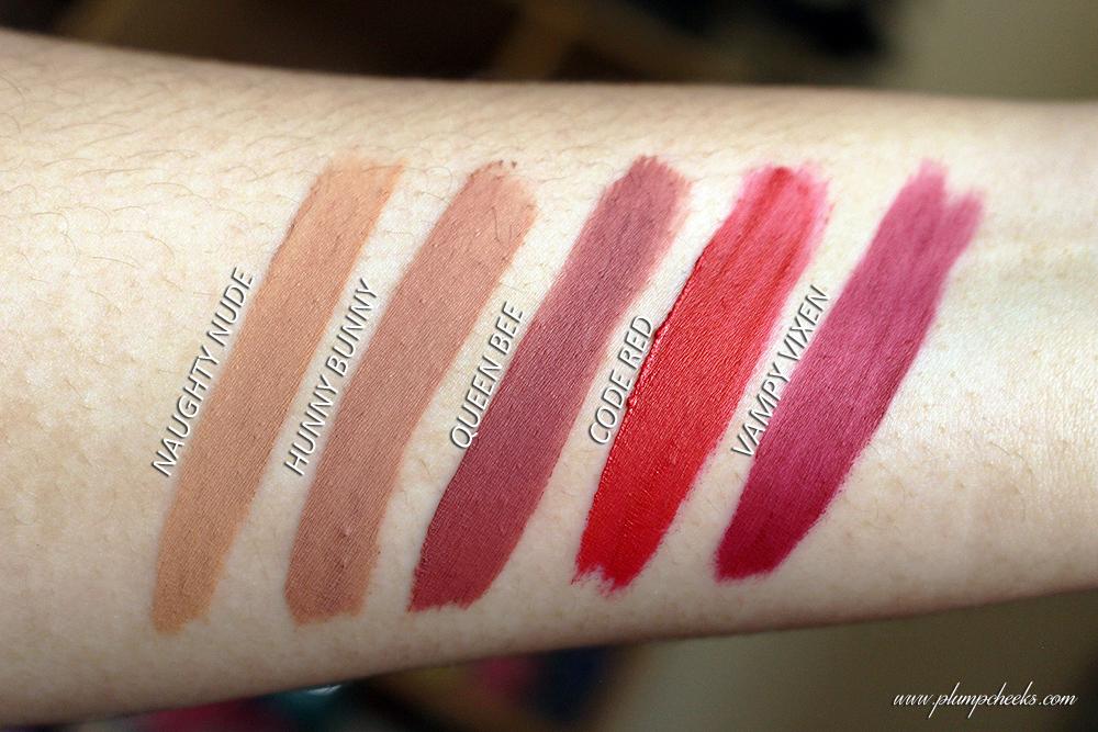 Pink Sugar Lip and Cheek Tint SWATCHES