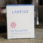 KOREAN LIP CARE: Laneige Lip Sleeping Mask Review!