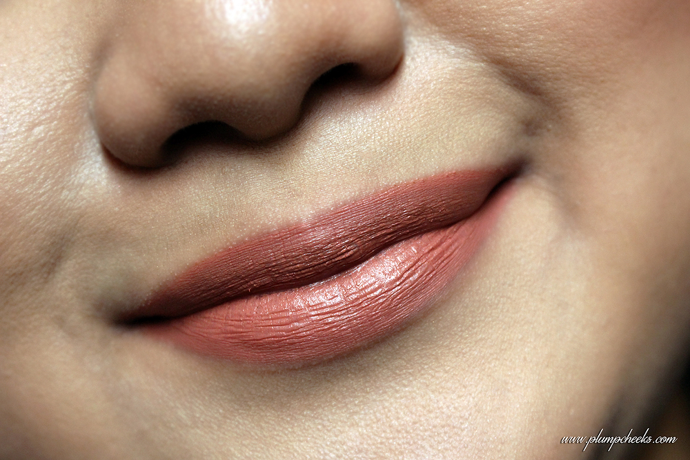 Clay Crush on Lips