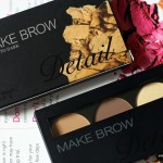 Detail MakeOver | MakeBrow Eyebrow Palette Review & Swatches!