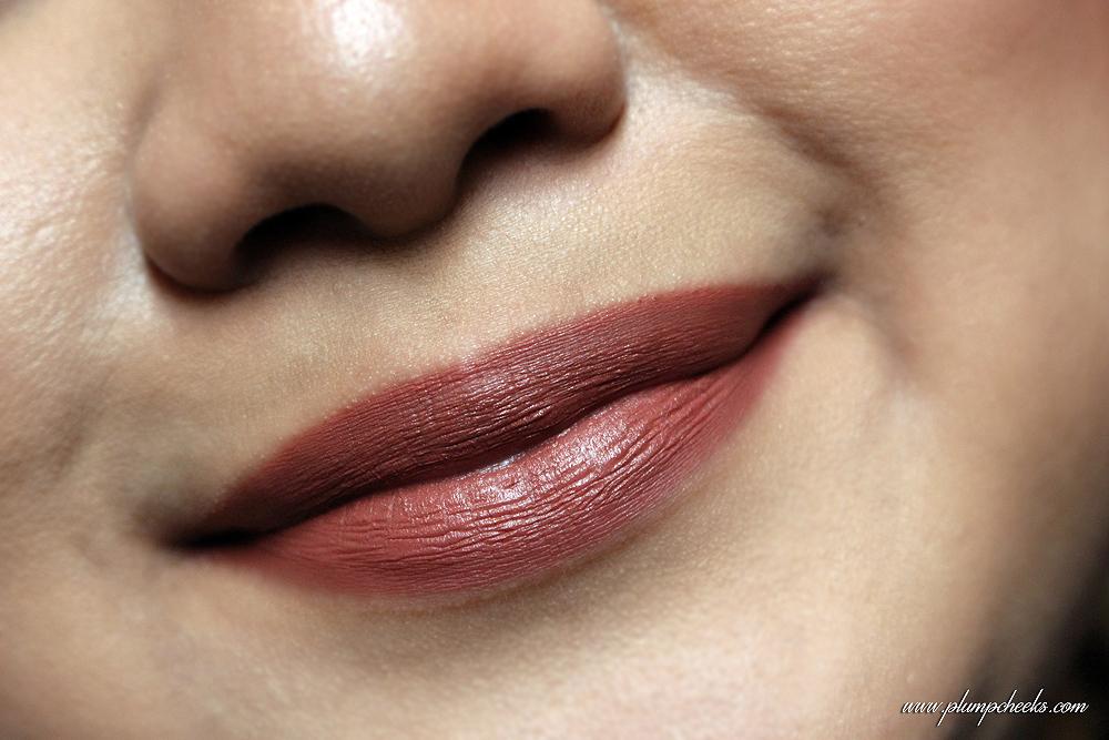 Nude Nuance on Lips
