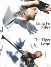 Kung Fu Saber Book DVD