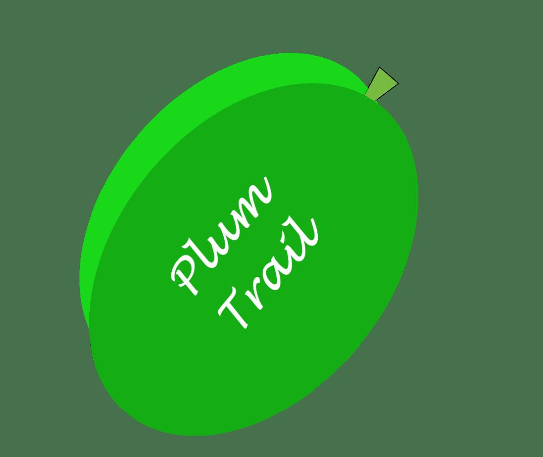 Plumstravaganza plum trail plum
