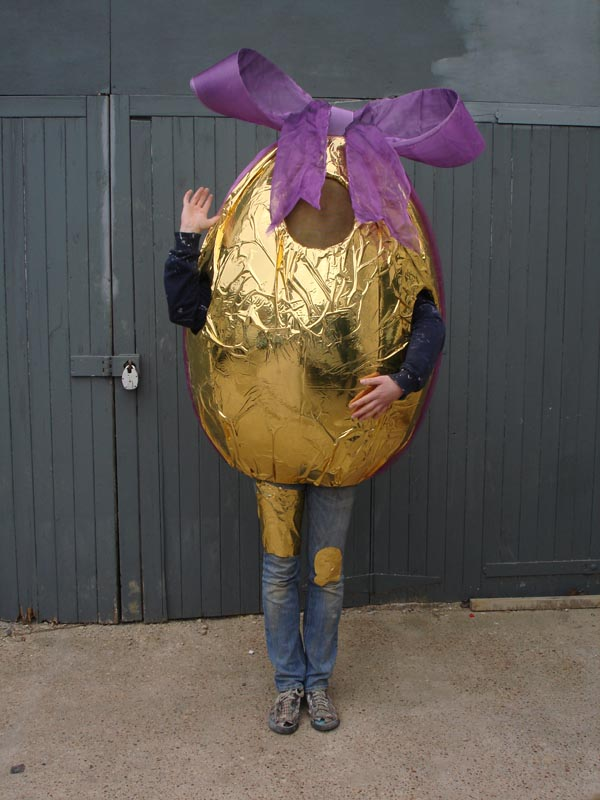 Plunge Productions Easter Egg Costume
