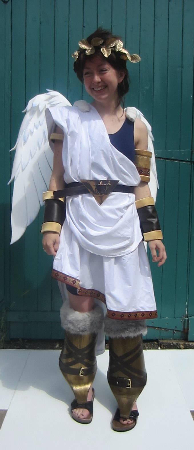 Plunge Productions  Kid Icarus promotional outfit