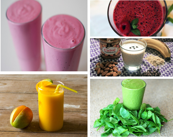 5 recettes faciles de smoothies hyper prot in s base d. Black Bedroom Furniture Sets. Home Design Ideas
