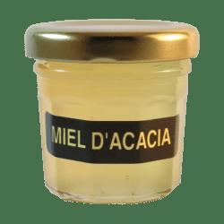 miel d'acacia pipi au lit
