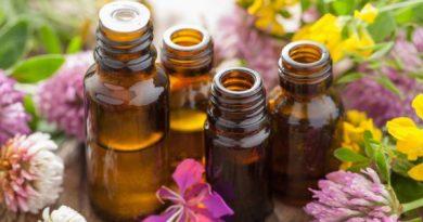 12 huiles essentielles