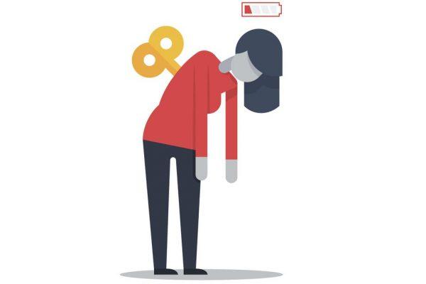 fatigue physique émotionnelle mentale