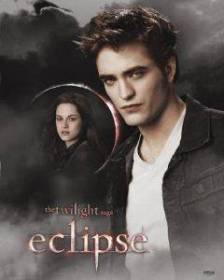 POSTER TWILIGHT-ECLIPSE (EDWARD-BELLA MOON) 40.6 X 50.8 CM
