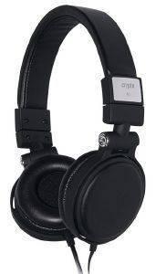 CRYPTO HP-200 ON-EAR HEADPHONE BLACK