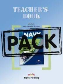CAREER PATHS NAVY TEACHERS BOOK (+ STUDENTS BOOK - AUDIO CDS) - UK VERSION