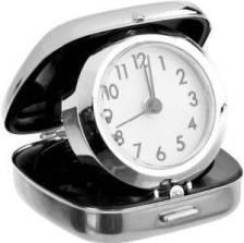 TFA 60.1012 METAL FOLDING ALARM CLOCK