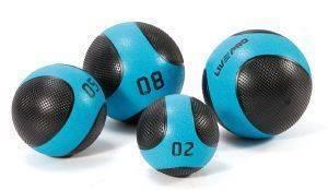 MEDICINE BALL LIVE PRO SOLID STUDIO (1 KG)