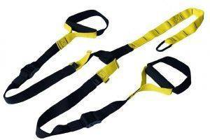 ΙΜΑΝΤΕΣ LIFEFIT ADJUSTABLE LIFTING STRAPS ΚΙΤΡΙΝΟΙ