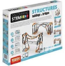 STEM STRUCTURES: BUILDINGS - BRIDGES