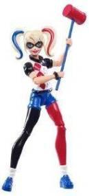 DC SUPER HERO GIRLS HARLEY QUINN 15CM