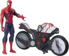 SPIDER-MAN TITAN HERO SERIES SM W SPIDER CYCLE B9767EU4