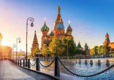 SAINT BASIL'S CATHEDRAL MOSCOW CASTORLAND 500 ΚΟΜΜΑΤΙΑ