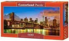 BROOKLYN BRIDGE, NEW YORK CASTORLAND 500 ΚΟΜΜΑΤΙΑ