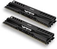 PATRIOT PV316G160C9K 16GB (2X8GB) DDR3 VIPER 3 SERIES PC3-12800 1600MHZ DUAL CHANNEL KIT