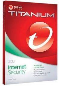 TREND MICRO TITANIUM INTERNET SECURITY 3PC 3MONTHS