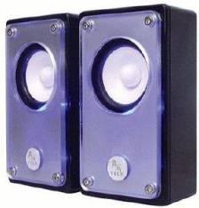 A4TECH A4-AU-100-2 2.0 USB SPEAKERS BLACK