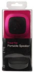 A4TECH A4-AST-80SR TRAVEL TINI PORTABLE SPEAKER PINK