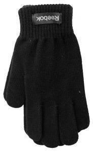 ΓΑΝΤΙΑ REEBOK SPORT JUNIOR KNITTED GLOVES ΜΑΥΡΟ (M)