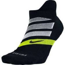 ΚΑΛΤΣΕΣ NIKE DRY CUSHION DYNAMIC ARCH NO-SHOW RUNNING ΜΑΥΡΕΣ