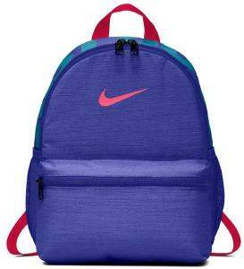 ΤΣΑΝΤΑ NIKE BRASILIA JUST DO IT MINI BACKPACK ΜΩΒ