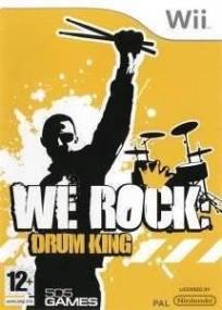 WE ROCK : DRUM KING - WII