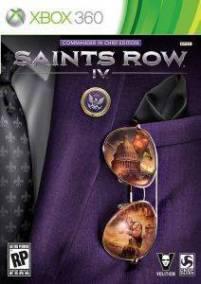 SAINTS ROW IV - XBOX360